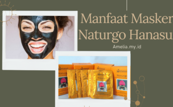 Manfaat Masker Naturgo Hanasui